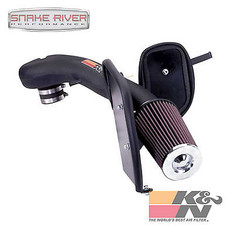 57-1520 - K&N PERFORMANCE COLD AIR INTAKE SYSTEM FOR 93-98 JEEP GRAND CHEROKEE 4.0L