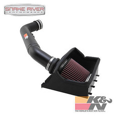 77-2582KTK - K&N PERFORMANCE COLD AIR INTAKE SYSTEM FOR 11-15 FORD F250 F350 6.2L SUPER DUTY