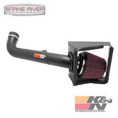 77-2577KTK - K&N PERFORMANCE COLD AIR INTAKE SYSTEM FOR 08-10 FORD F250 F350 5.4L SUPER DUTY