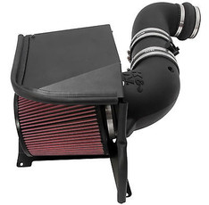 57-3077 - K&N PERFORMANCE AIR INTAKE SYSTEM FOR 11-14 CHEVY GMC DURAMAX DIESEL 6.6L