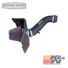 57-1545 - K&N PERFORMANCE AIR INTAKE SYSTEM FOR 06-10 JEEP GRAND CHEROKEE COMMANDER 3.7L