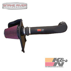 57-3032 - K&N PERFORMANCE AIR INTAKE SYSTEM FOR 01-06 CHEVY SUBURBAN GMC YUKON XL 8.1L