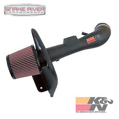 BBWQ57-2561 - K&N COLD AIR INTAKE FILTER FOR 04-11 FORD RANGER 4.0L