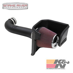 BBWQ63-1114 - K&N COLD AIR INTAKE FOR 11-15 DODGE CHARGER CHALLENGER 300 5.7L V8 NO CARB