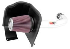 77-3082KP - K&N POLISHED COLD AIR INTAKE FOR 14-18 CHEVY SILVERADO GMC SIERRA 5.3L 6.2L - 77-3082KP