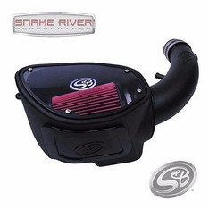 75-5084 - S&B FILTERS COLD AIR INTAKE FOR 07-11 JEEP WRANGLER JK 3.8L OILED FILTER