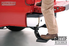 75305-01A - AMP RESEARCH BEDSTEP RETRACTABLE REAR BUMPER STEP 07-13 TOYOTA TUNDRA