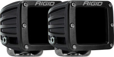 RIGID INDUSTRIES DUALLY IR SPOT LED LIGHT INFRARED LIGHTS PAIR - 202293