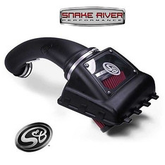 75-5076 - S&B FILTERS COLD AIR INTAKE 2011-2014 FORD F150 5.0L V8 OILED FILTER