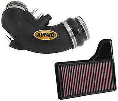 AIRAID COLD AIR INTAKE TUBE AND FILTER FORD 2015-2017 MUSTANG GT 5.0L - 450-732