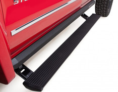 77158-01A - AMP RESEARCH POWERSTEP XL SIDE STEP FOR 09-12 DODGE RAM 1500 10-12 DODGE RAM 2500 3500 CREW CAB