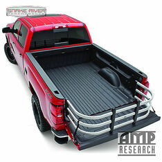 74824-00A - AMP RESEARCH BEDXTENDER MAX 11-14 FORD RANGER STANDARD BED SILVER