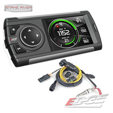 EDGE EVOLUTION CS 2 DIESEL PROGRAMMER FOR DURMAX POWERSTROKE CUMMINS WITH EGT PROBE STARTER KIT -