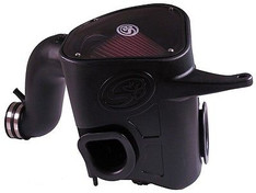 75-5068 - S&B AIR INTAKE FOR 13-18 DODGE RAM CUMMINS DIESEL 6.7L 2500 3500 OILED FILTER