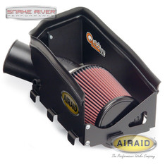 310-136 - AIRAID OILED COLD AIR INTAKE DAM FOR 91-01 JEEP CHEROKEE 4.0L L6