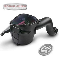 75-5094 - S&B COLD AIR INTAKE FOR 03-07 DODGE RAM CUMMINS DIESEL 5.9L OILED FILTER
