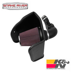 K&N COLD AIR INTAKE FOR 2016-2018 CHEVY COLORADO GMC CANYON DIESEL 2.8L 63-3095