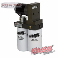 FASS FUEL PUMP TITANIUM SIGNATURE SERIES 08-10 FORD POWERSTROKE DIESEL 290 GPH - TS F16 290G