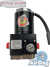 AIRDOG RAPTOR 4G FUEL PUMP FOR 05-18 DODGE RAM CUMMINS DIESEL 5.9L 6.7L 100GPH - R4SBD050