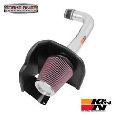 K&N COLD AIR INTAKE FOR 14-18 CHEVY SILVERADO GMC SIERRA 1500 4.3L POLISHED TUBE