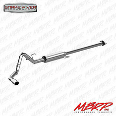 """MBRP 3"""" EXHAUST 15-19 FORD F-150 ECOBOOST 2.7L 3.5L CAT BACK STAINLESS S5253409"""