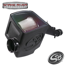 S&B COLD AIR INTAKE FOR 2005-2011 TOYOTA TACOMA 4.0L DRY AIR FILTER 75-5095D
