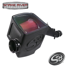 S&B COLD AIR INTAKE 2005-2011 TOYOTA TACOMA 4.0L OILED AIR FILTER 75-5095