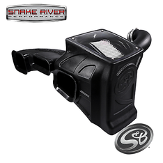 S&B COLD AIR INTAKE 2015-2016 CHEVROLET GMC COLORADO CANYON 3.6L DRY AIR FILTER