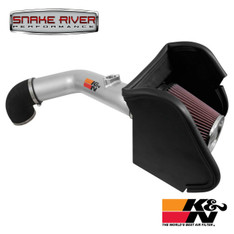 K&N COLD AIR INTAKE FOR 2016-2018 NISSAN TITAN XD DIESEL 5.0L POLISHED 77-6017KS
