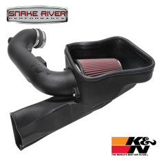 K&N COLD AIR INTAKE FOR 2018-2019 FORD MUSTANG GT 5.0L OILED AIR FILTER 63-2605