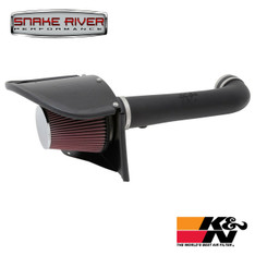 K&N COLD AIR INTAKE FOR 2012-2015 JEEP WRANGLER 3.6L V6 OILED AIR FILTER