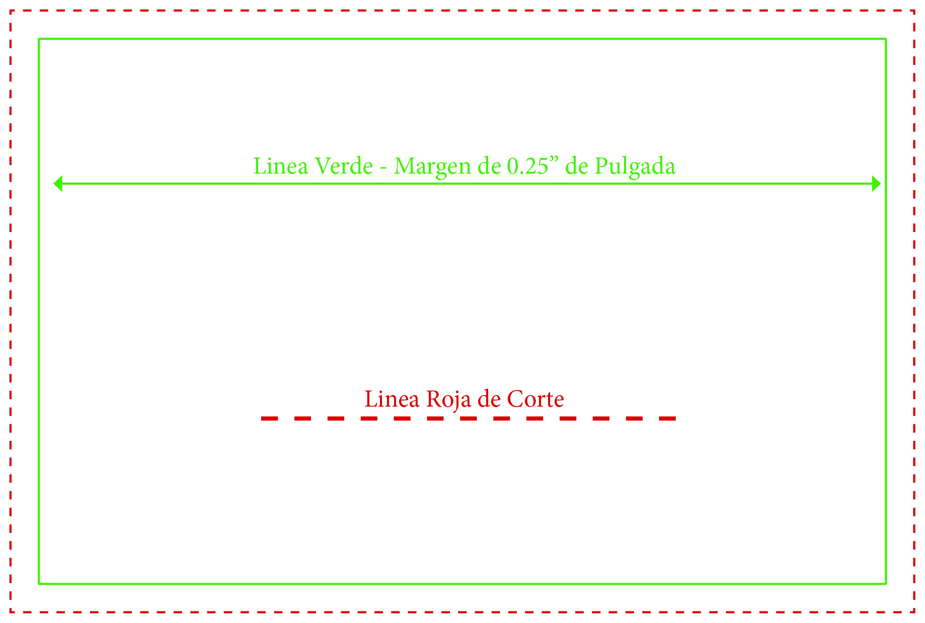 template 4x6 postcard imprenta online usa puerto rico. Black Bedroom Furniture Sets. Home Design Ideas