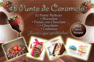 A Punto de Caramelo, Guayama Puerto Rico, Ejemplo de Arte Grafico de www.fullcolorpr.com