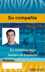 ID Tarjeta de Identificacion
