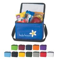 Ejemplo de Lunch Cooler / Loncheras y Colores Disponibles
