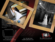 1000 Brochure 11x17 Full Color 14 Points UV Coated Entrega Gratis todo Puerto Rico