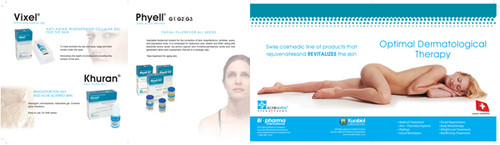 Brochure 8 Caras UV Coated
