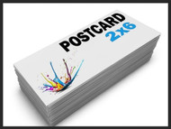 Postcards 2 x 6 Full Color x $79.99 Entrega Gratis a Puerto Rico