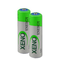 2 Xeno AA 3.6V Lithium Battery equivalent to Saft LS14500