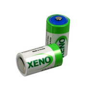 2 pack Xeno XL-050F 1/2AA 3.6V LS14250 Lithium Battery