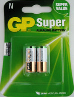 GP Alkaline Battery Lr1 - N 1.5V, 2 Pack