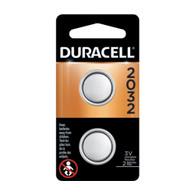 2-Pack of Fresh Duracell DL2032 3v Lithium Batteries