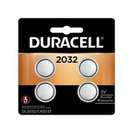 Duracell Lithium Medical Battery, 3V, 2032, 4/Pack