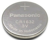 1 Fresh panasonic Lithium Battery ECR1632 CR1632 DL1632 3V Battery