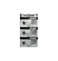 377 / 376 Battery SR626SW Energizer Watch Batteries 3pk.