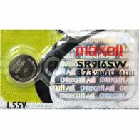 1 Maxell SR916SW SR68 SB-AJ SR916 373 Silver Oxide Watch Battery