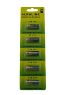 Replacement for Powertron 23A 12V Alkaline Battery (5 Pack)