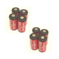 Surefire SF123A 123A 3-Volt Lithium Batteries 8 Pack