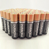 Duracell Duralock MN1500 AA Size Alkaline Battery Pack Of 500 -