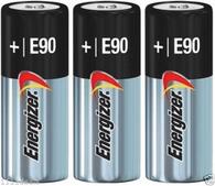 3 Energizer Alkaline N 1.5-Volt Batteries E90, LR1, MN9100, 910A,